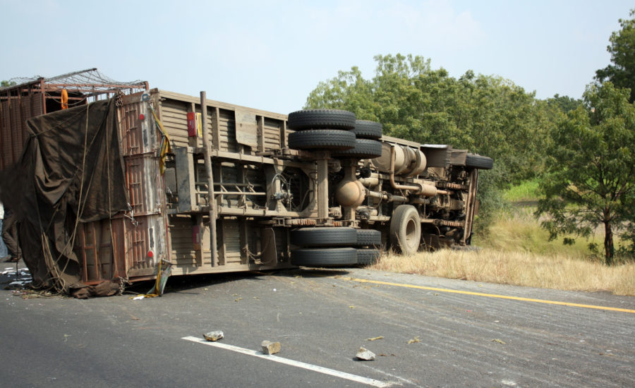 Negligence in Truck Accident Cases